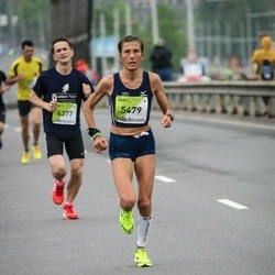 The 26th Lattelecom Riga Marathon - Paola Salvatori (5479)