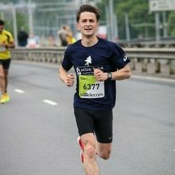 The 26th Lattelecom Riga Marathon - Augustas Jakubynas (6377)