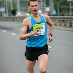 The 26th Lattelecom Riga Marathon - Aigars Salenieks (4321)