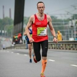 The 26th Lattelecom Riga Marathon - Valdis Nilovs (2501)