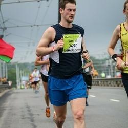 The 26th Lattelecom Riga Marathon - Artis Luguzis (3490)