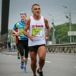 The 26th Lattelecom Riga Marathon - Fabio Riccitelli (3717)