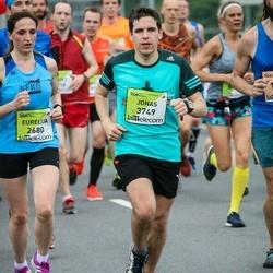 The 26th Lattelecom Riga Marathon - Eurelija Venskaitytė (2680), Jonas Priedininkas (3749)
