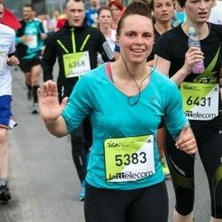 The 26th Lattelecom Riga Marathon - Evita Bole (5383)