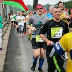 The 26th Lattelecom Riga Marathon - Andris Melnis (3526)