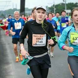 The 26th Lattelecom Riga Marathon - Emīls Matisons (1165)
