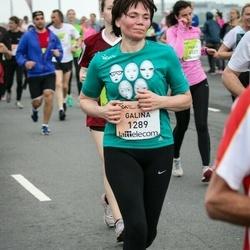 The 26th Lattelecom Riga Marathon - Galina Barsunova (1289)
