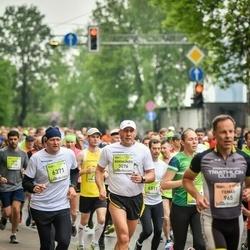 The 26th Lattelecom Riga Marathon - Normunds Līdums (3076), Edgars Puriņš (6371)