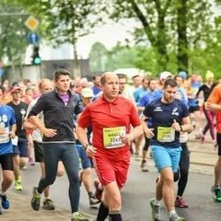 The 26th Lattelecom Riga Marathon - Mārcis Janušs (3241)
