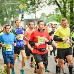 The 26th Lattelecom Riga Marathon - Joe Primarolo (3696), Aleksejs Sopins (4870)
