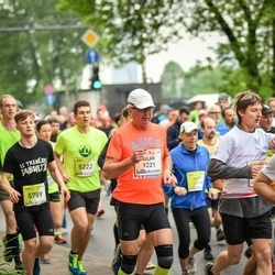 The 26th Lattelecom Riga Marathon - Ailar Limmer (1221), Jānis Mucenieks (5789)