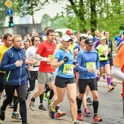 The 26th Lattelecom Riga Marathon - Tõnu Rannamäe (3372), Anastasija Ostapko (5576)
