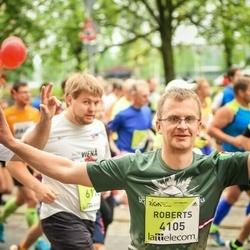 The 26th Lattelecom Riga Marathon - Roberts Sproģis (4105)