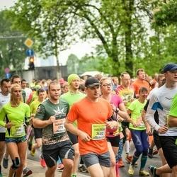 The 26th Lattelecom Riga Marathon - Genadijs Beļajevs (573), Viesturs Strods (3602)