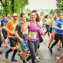The 26th Lattelecom Riga Marathon - Aļona Borisova (4421)