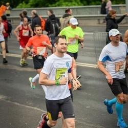 The 26th Lattelecom Riga Marathon - Jānis Baukerts (2839)
