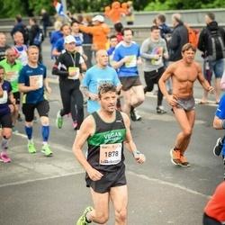 The 26th Lattelecom Riga Marathon - Tim Brown (1878)