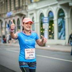 The 26th Lattelecom Riga Marathon - Dafinka Todorova (498)