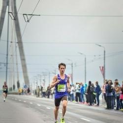 The 26th Lattelecom Riga Marathon - Erik Gramstad (6545)