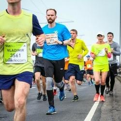 The 26th Lattelecom Riga Marathon - Vladimir Maslikov (3561)