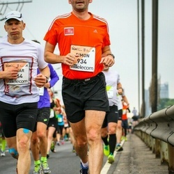 The 26th Lattelecom Riga Marathon - Simon Taylor (934)