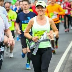 The 26th Lattelecom Riga Marathon - Oxana Makarenko (3119)