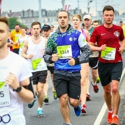 The 26th Lattelecom Riga Marathon - Arturs Starostins (5349)