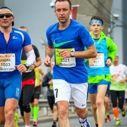 The 26th Lattelecom Riga Marathon - Aleksandrs Hudaiberdijevs (3321)