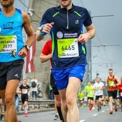 The 26th Lattelecom Riga Marathon - Giedrius Ambrozevicius (6465)