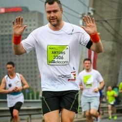 The 26th Lattelecom Riga Marathon - Artūrs Beiers (3306)