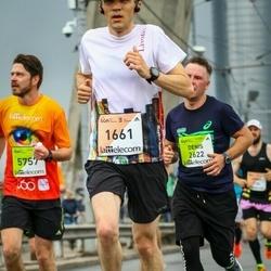 The 26th Lattelecom Riga Marathon - Jānis Kukks (1661)