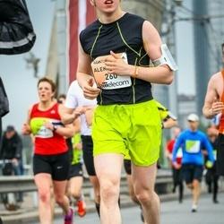 The 26th Lattelecom Riga Marathon - Aleksandrs Platoņenko (260)