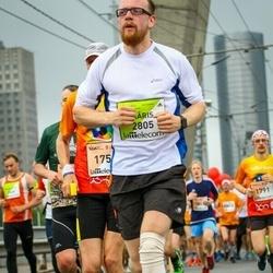 The 26th Lattelecom Riga Marathon - Māris Auželis (2805)