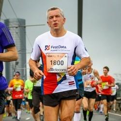 The 26th Lattelecom Riga Marathon - Aivars Puķīts (1800)
