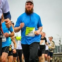 The 26th Lattelecom Riga Marathon - Jānis Bidiņš (4877)
