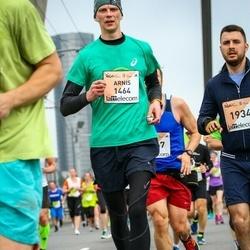 The 26th Lattelecom Riga Marathon - Arnis Pokšāns (1464)