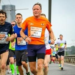 The 26th Lattelecom Riga Marathon - Gert Wolfgang Richter (711)