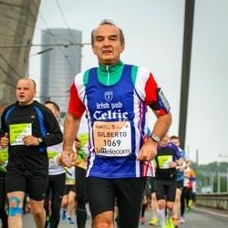 The 26th Lattelecom Riga Marathon - Gilberto Pompei (1069)