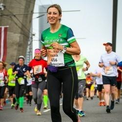 The 26th Lattelecom Riga Marathon - Vaiva Janoniene (656)