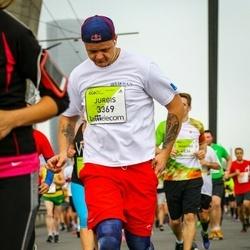 The 26th Lattelecom Riga Marathon - Jurģis Bokans (3369)