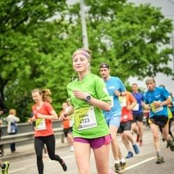 The 26th Lattelecom Riga Marathon - Anna Tatyankina (4723)