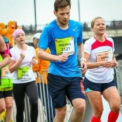 The 26th Lattelecom Riga Marathon - Mikhail Pokidko (3121)