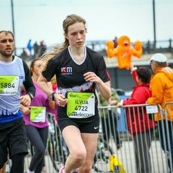 The 26th Lattelecom Riga Marathon - Ilvija Jakāne (4722)
