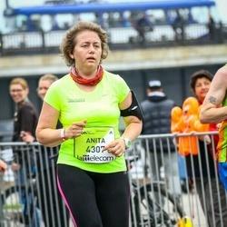 The 26th Lattelecom Riga Marathon - Anita Januša (4307)