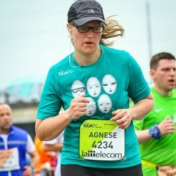 The 26th Lattelecom Riga Marathon - Agnese Wadsworth (4234)