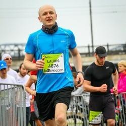 The 26th Lattelecom Riga Marathon - Lauris Baltgalvis (4876)