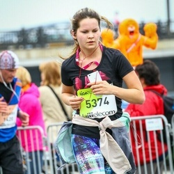 The 26th Lattelecom Riga Marathon - Ieva Anna Ozoliņa (5374)