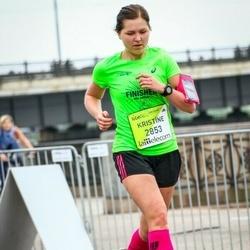The 26th Lattelecom Riga Marathon - Kristīne Timofejeva (2853)