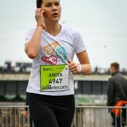 The 26th Lattelecom Riga Marathon - Anita Zagorska (4947)
