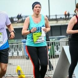 The 26th Lattelecom Riga Marathon - Anna Mūrniece (4346)
